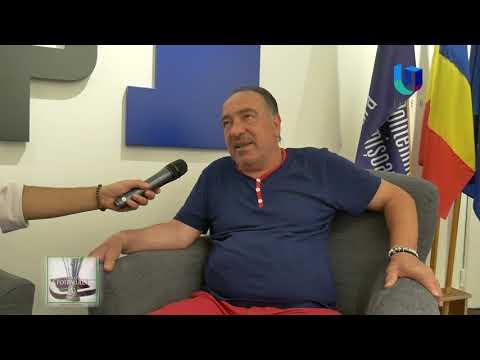 """TeleU: Marcel Răducanu la """"Istoria fotbalului"""""""