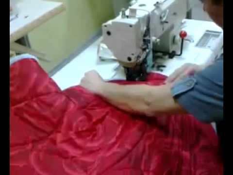 Машина для окантовки одеял