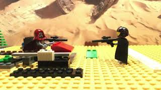 Let's Animate - Brilliant Brick Flicks - Star Wars - 09.08.18