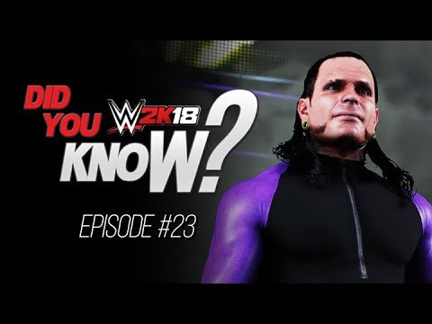 WWE 2K18 Did You Know?: Wrestlemania 33 Updates, New Comeback, Double Finisher & More! (Episode 23)