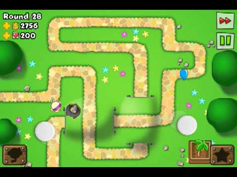 Bloons Tower Defense 5 is an epic sequel to the hugely popular Bloons Tower Defense series of strategy games where you have to protect your tower by popping the colorful balloons that are rapidly floating along the path toward it.