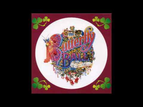Roger Glover And Guests ‎– The Butterfly Ball (1974) Reissue