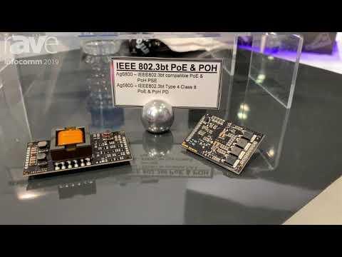 .IEEE 802.3bt 超高功率 4 對線乙太網路供電 PoE PD module – Ag5800