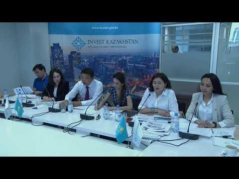 Webinar 'Renewable energy projects in Kazakhstan'