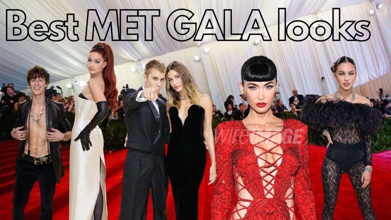 MET GALA Best Dressed - RED CARPET FASHION 2021 | Closet Raid