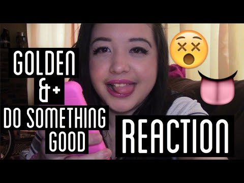 GOLDEN + DO SOMETHING GOOD || ZAYN || TARGET EDITION REACTION
