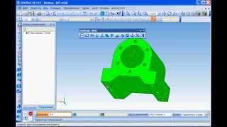 Прямое моделирование в КОМПАС-3D. Корпус