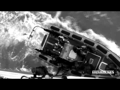 REBS - Carbon Ladder and Carbon hook - Boarding ship sequence