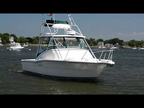 30' 1996 Pursuit Offshore by Offshore Yacht Sales