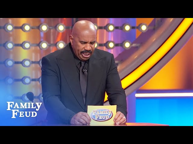 Gross! Is this the world's most disgusting hot tub? | Family Feud