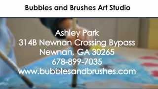 Bubbles and Brushes Art Studio Newnan REVIEWS
