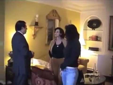 Ben Ali $ Leila Trabelsi in Washington