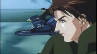 Ai no Kusabi OVA 02 version 1992 Completa Sub español