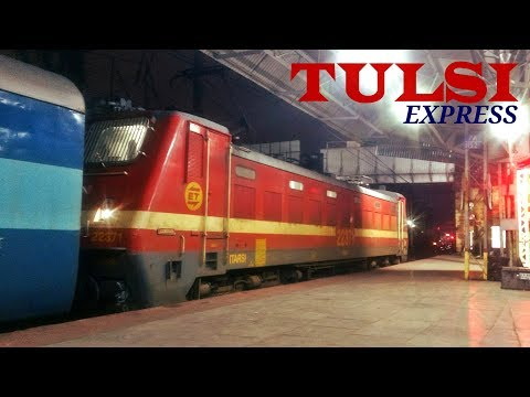 ROUTE DIVERTED TRAIN - 22129 Mumbai LTT - Allahabad TULSI SF Express   PUNE JUNCTION