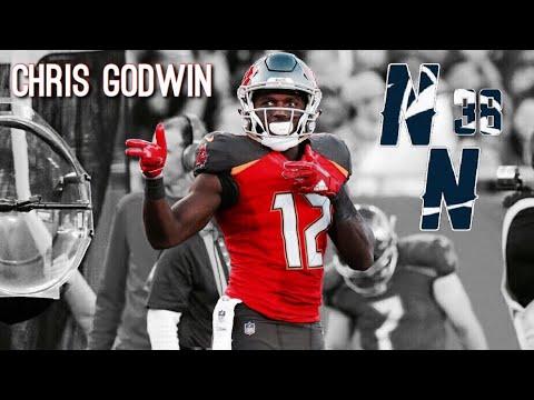 "Chris Godwin Rookie Season Highlight Mix || Tampa Bay Buccaneers WR #12 || ""No Option"" ᴴᴰ"