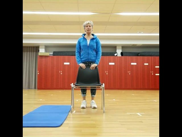 Gym adaptée - 39'
