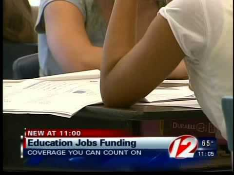 Education Jobs Funding