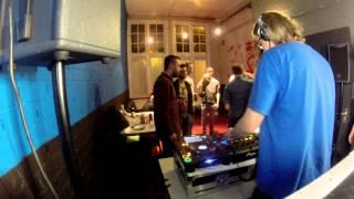 Menno Overvliet, Tommy Largo, Mike Costez // Nachtploeg 9 x L8 Showcase #001