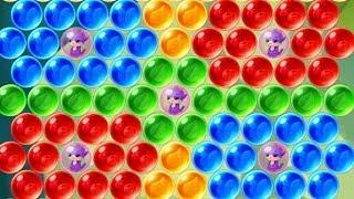 Bubble Shooter Дракончик Шарики, игра для детей