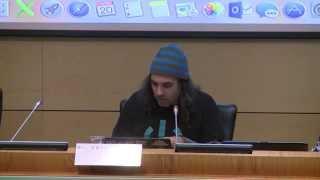Semana de la Informática 2015: Ingenieros y Hackers