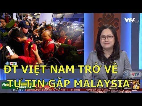 Nhịp đập 360 độ thể thao (13/12): ĐT Việt Nam tự tin gặp lại Malaysia ở Mỹ  Đình