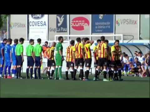 CF Badalona 1-0 Lleida Esportiu (Esport3)