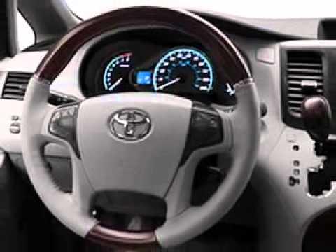 Toyota Sienna, Toyota Of Greer  Greer, SC 29651