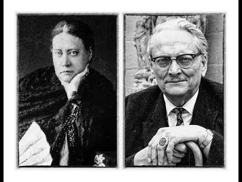 "Helena P. Blavatsky and ""The Secret Doctrine"" Lecture by Manly Palmer Hall, 33° Mason"