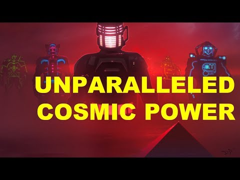 Undervalued 1st Appearance Comic: Unparalleled Cosmic Power