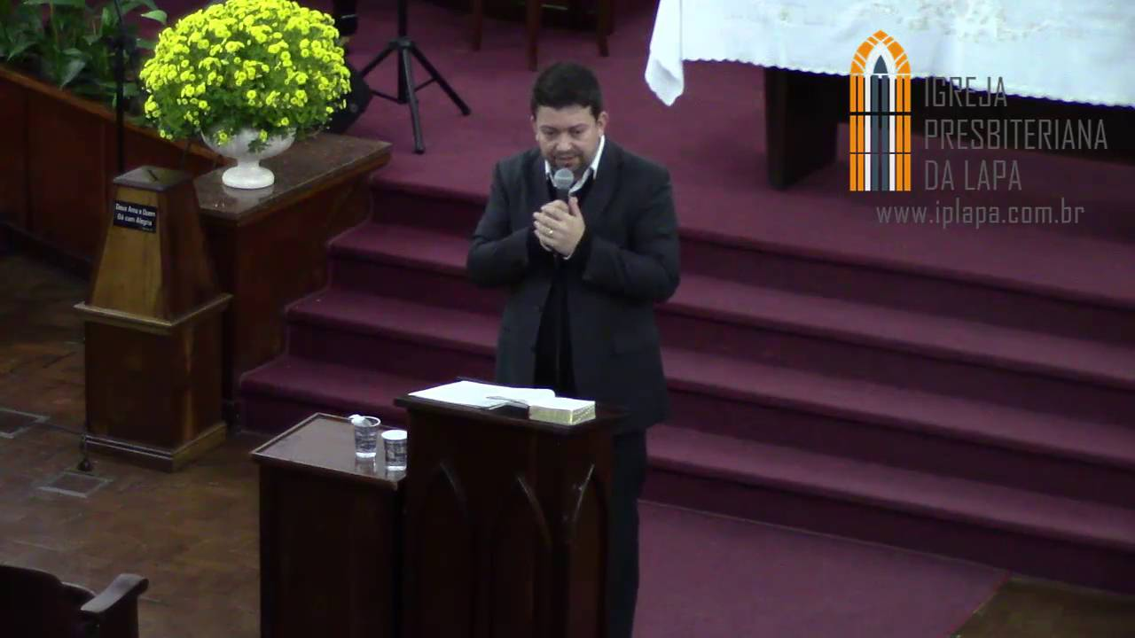 Hebreus 1.1-4 - Rev. Nilson Ribeiro Jr.