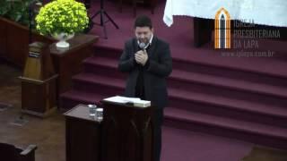 Hebreus 1.1-4 - Rev. Nilson Ribeiro Jr.