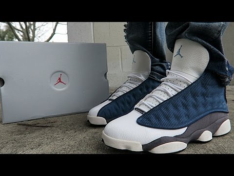 "2017 AIR JORDAN 13 ""FLINT"" REVIEW & ON FOOT"