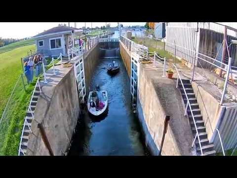 Cheboygan Locks Michigan Inland Waterway