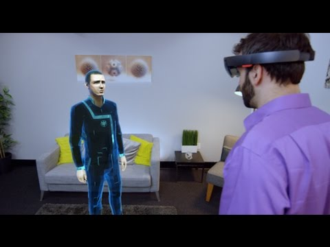Microsoft HoloLens: Fragments