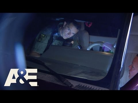Live PD: Secret Compartment in the Steering Wheel (Episode 34) | A&E