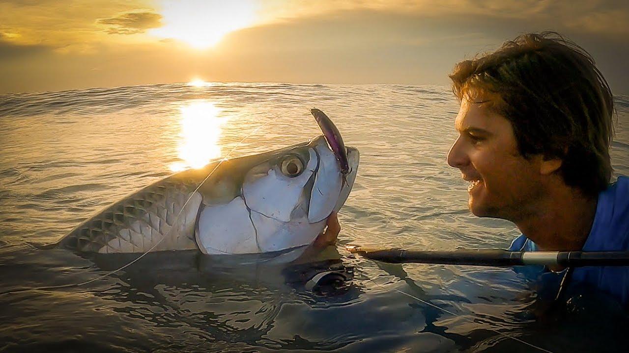 Love at First Bite! - My Favorite Fishing - TARPON