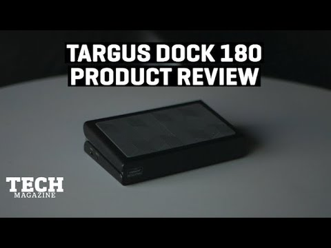 Targus Dock  180 | Product Review | TECH Magazine ZA