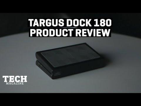 Targus Dock  180 | Product Review | TECH Magazine ZA