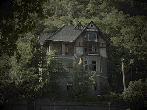 Urban Exploration - Abandoned Villa (Ústí Nad Labem, Czechia)