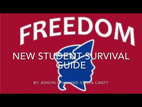 Are Student survival guide