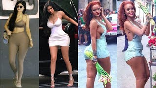 Download Video Kylie Jenner Vs Rihanna Transformation ★ 2019 MP3 3GP MP4