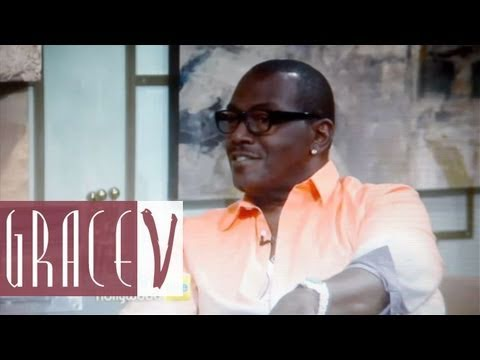 Randy Jackson talks about Grace during his live Access Hollywood interview