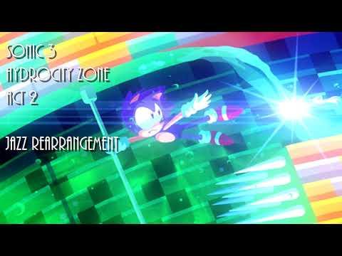 Sonic 3 - Hydrocity Zone Act 2 (Jazz Fusion Arrangement)