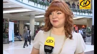 Свадебная fashion-неделя в Минске, видео