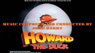 11 Dark Overlord. (Howard The Duck Soundtrack) John Barry