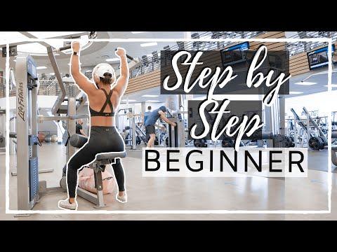 beginner-upper-body-gym-workout