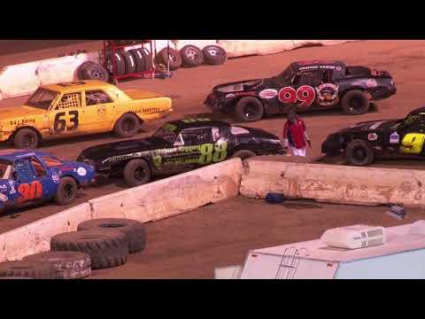 Perris Auto Speedway  PASSCAR Factory Stock Main Event 11-16-19