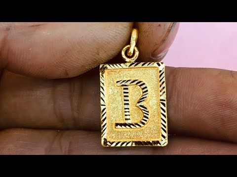 Biscuit Locket Making L How To Make Alphabet Locket | Hand Made Locket