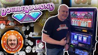 $100 A SPIN! ✦ High Limit Double Diamond ✦ 3 Reel Slot Fun!