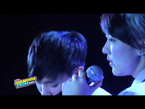 [Vietsub+Kara] Talay See Dam (Black Sea) - Tar ft Pang (Hormones The Series 2 Ost - Prom night)